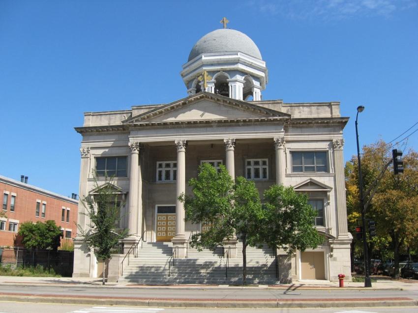 St. Basil Greek Orthodox Church, Chicago, IL