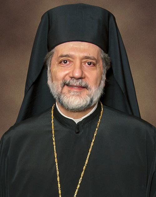 His Eminence Metropolitan Nicholas of Detroit, Locum Tenens of Metropolis of Chicago