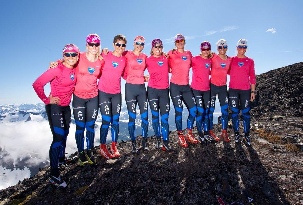 APU Women's Team