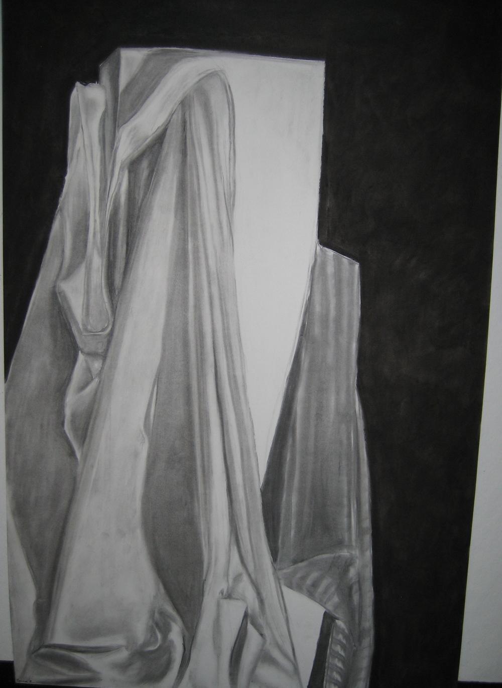 drape study