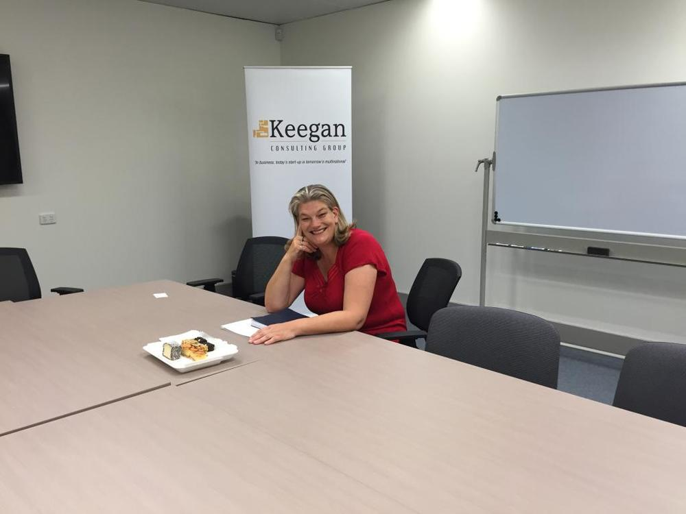 Business Basics - KCG Lunchbox Series - Keegan Consulting Group
