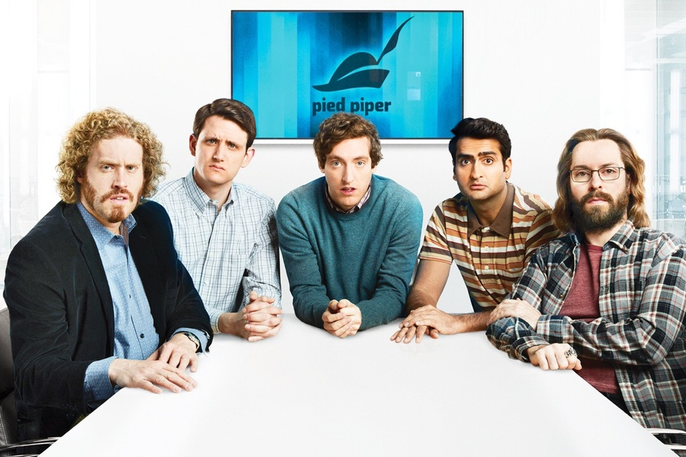 Silicon Valley Season 3 on HBO