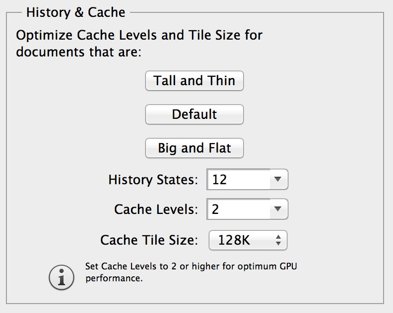How To Optimize Photoshop For Better Performance — DISCOVR