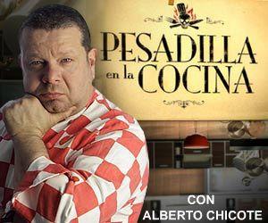 Pesadilla En La Cocina. Imagen Facebook.