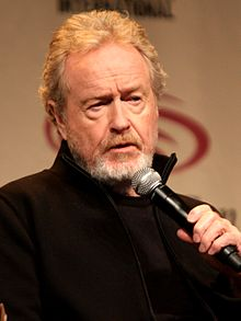 Ridley Scott, director de Alien. Fuente: Wikipedia.