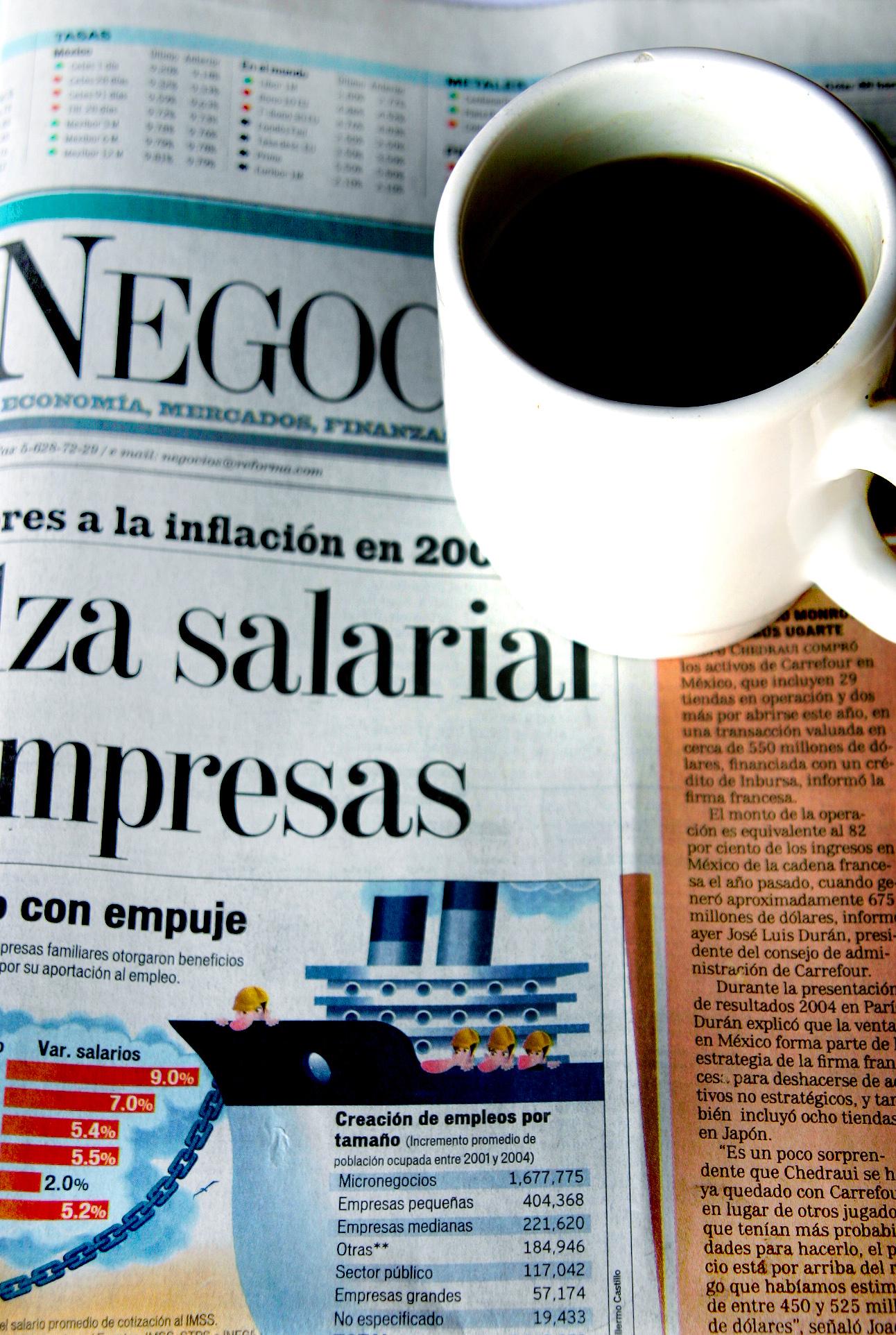 Si lees en tu despacho, no interviene nadie más. Foto: Miguel Ugalde.