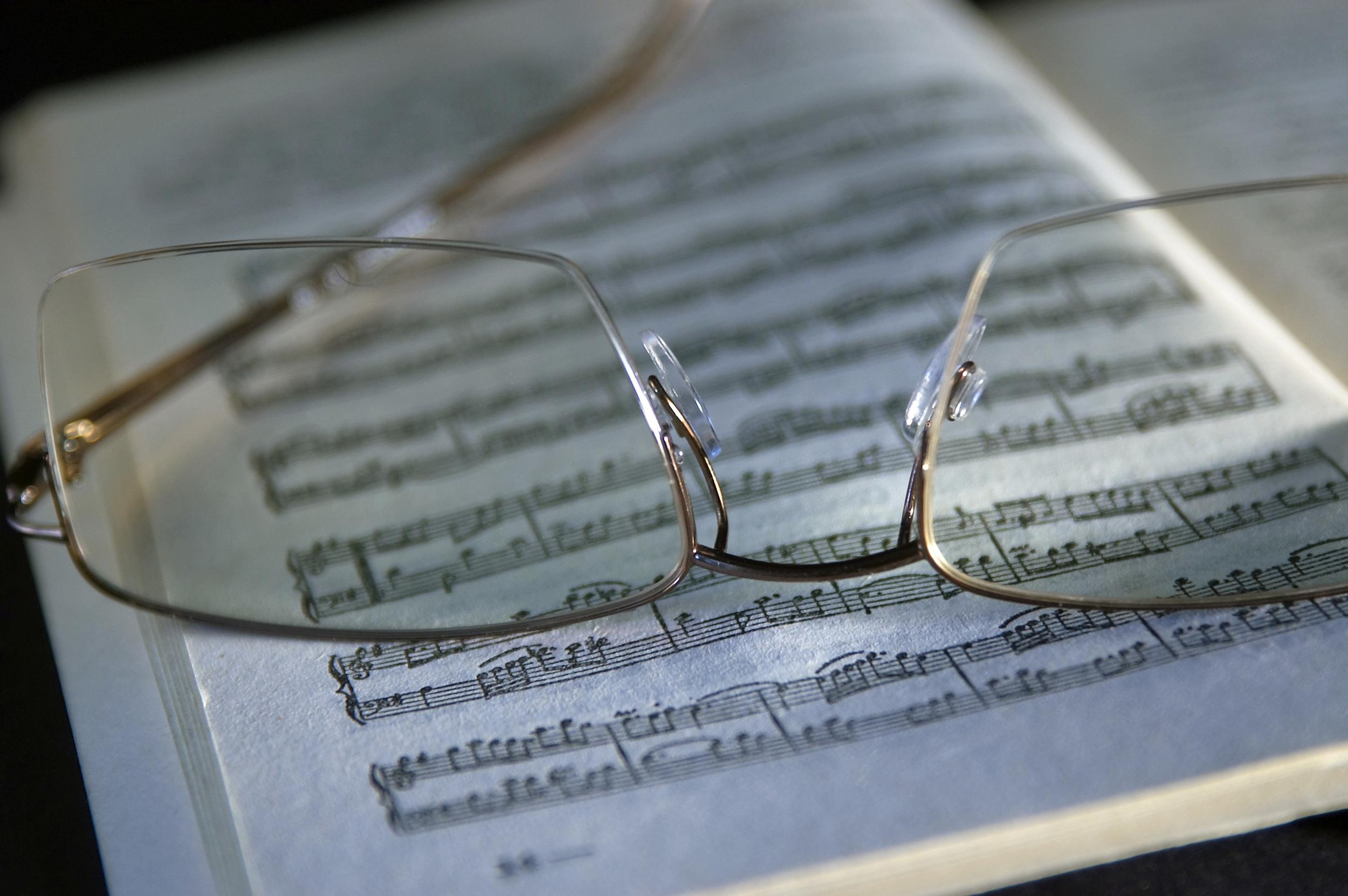 Marca tu texto como una partitura. Foto: Carlos Paes.