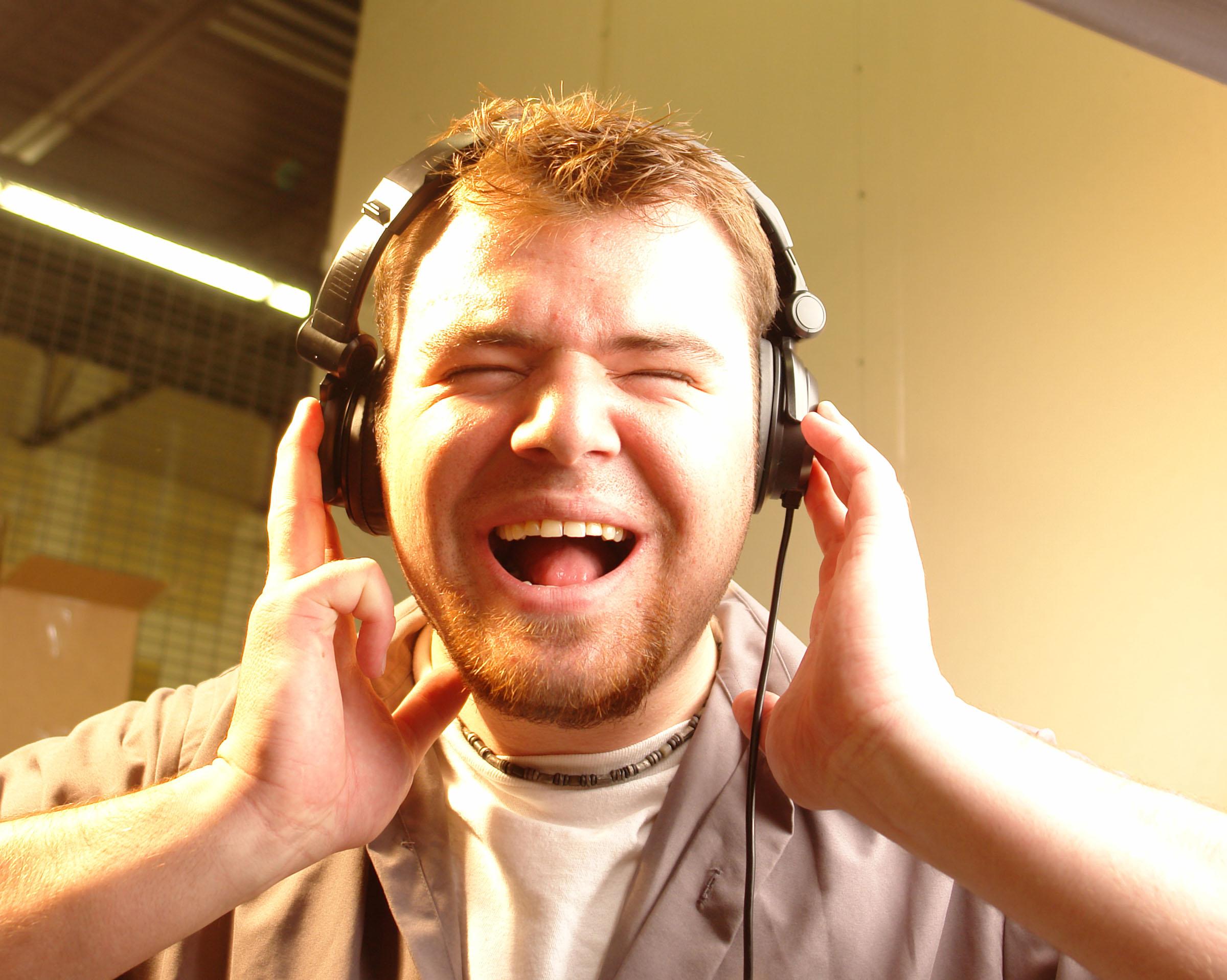 Nuestra voz: una herramienta increíble y efectiva. Foto: Ryan Glanzer.