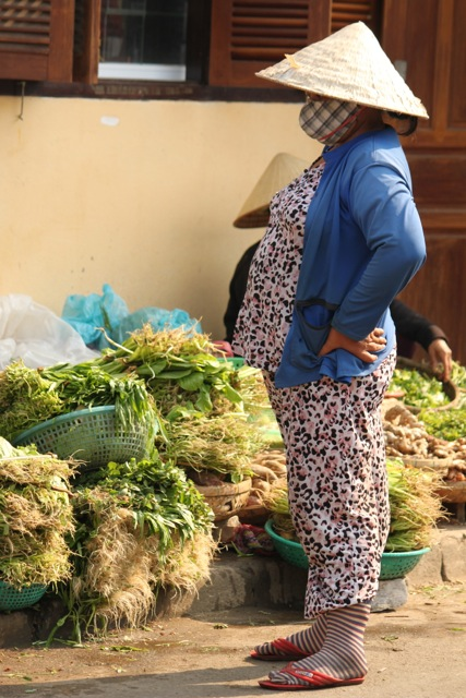 Fresh produce and the people who sell it  - the markets are some of the most appealing in Asia.
