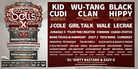 rock the bells x washington dc lineup 2013