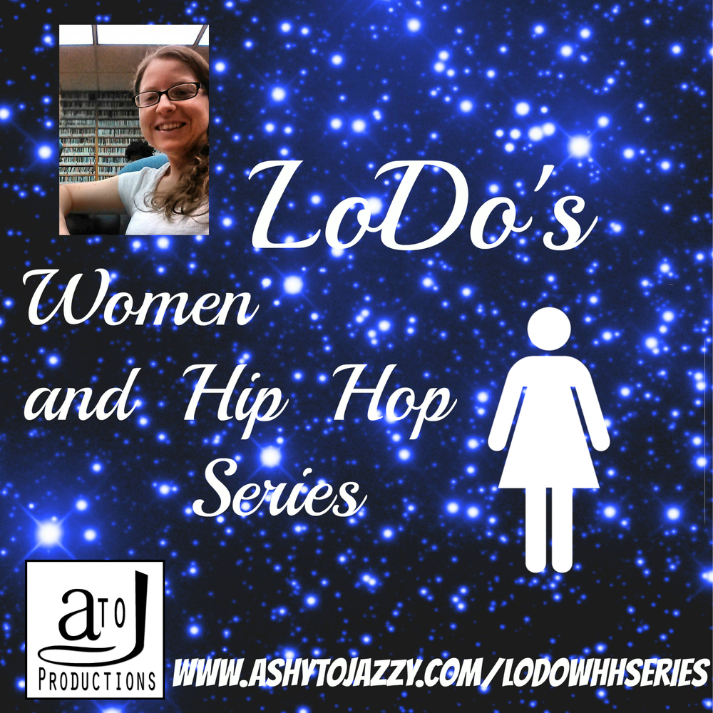 LoDo women hip hop series twitter @lodothedrumrchk