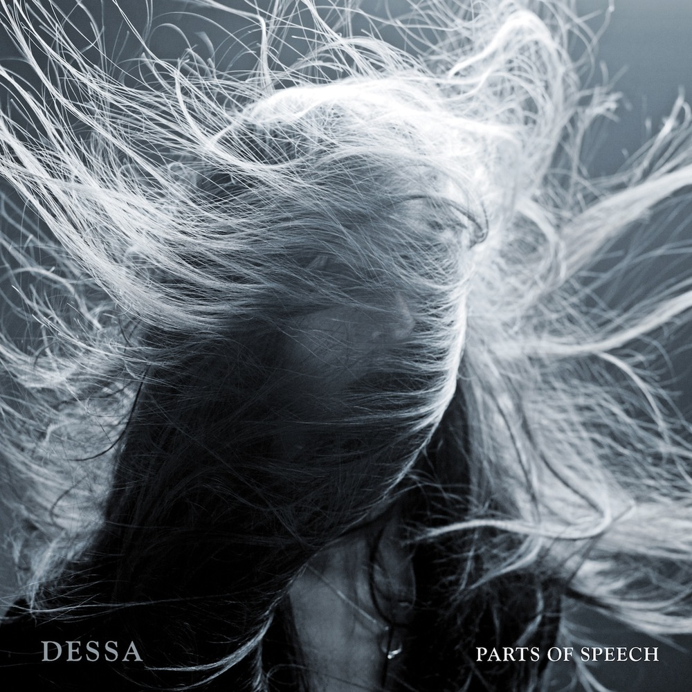 DESSA PARTS OF SPEECH COVER album art