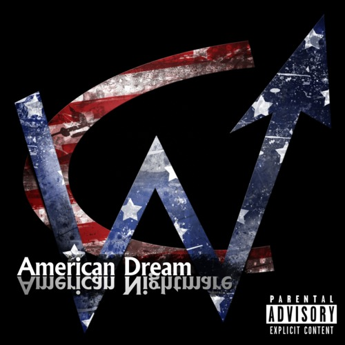 American Dream American Nightmare ADAN The Workin Class new hip hop album art