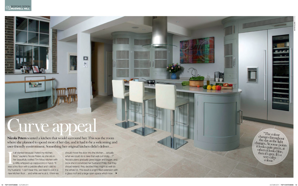 Top 10 Kitchens Magazine: Autumn 2011 Download PDF [2.4 MB]