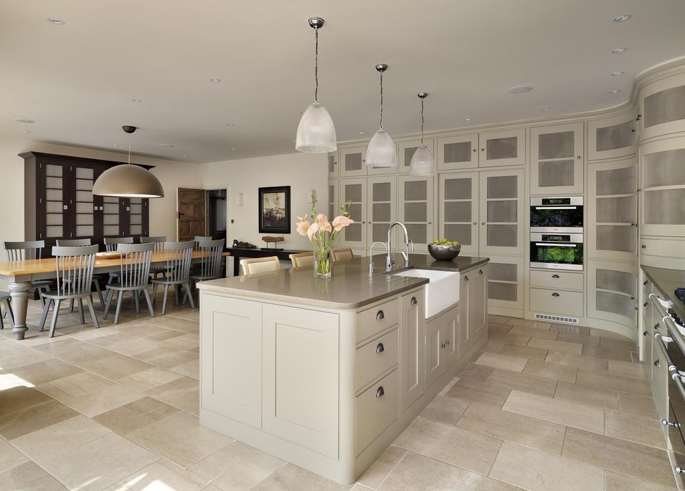 Hampstead Kitchen — Tim Moss | Bespoke Handmade Kitchens ...