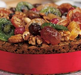 Aga recipe for traditional Christmas cake
