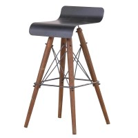 HUM002 Metal Seat Bar Stool