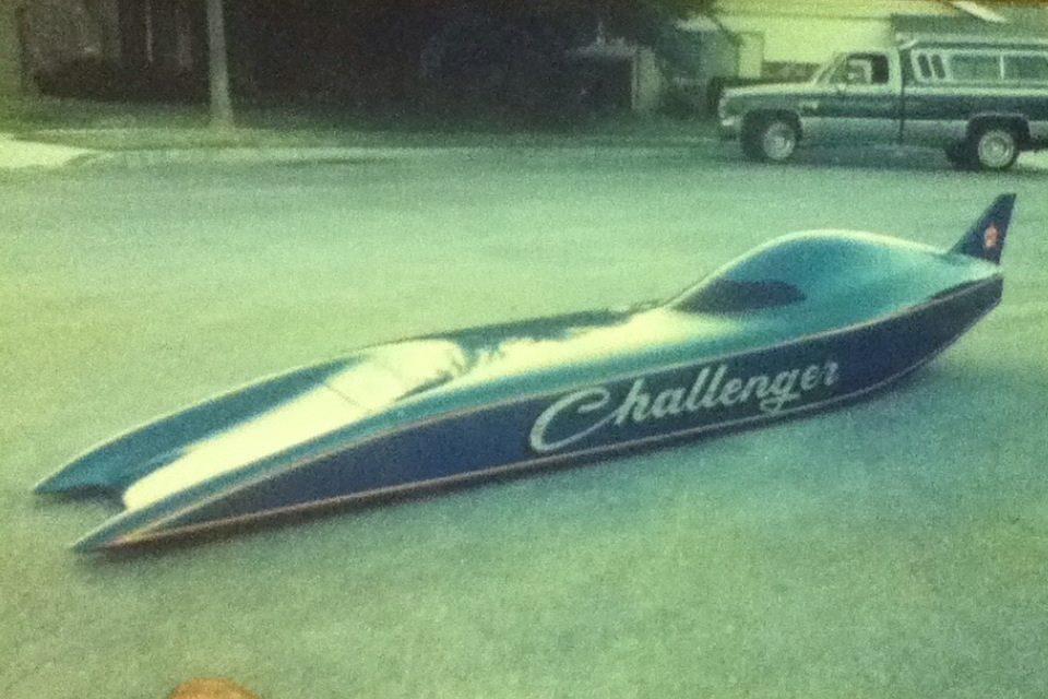 """Challenger"""