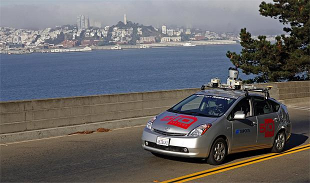 "510 Systems Prius during filming for Discovery's ""Prototype This"""