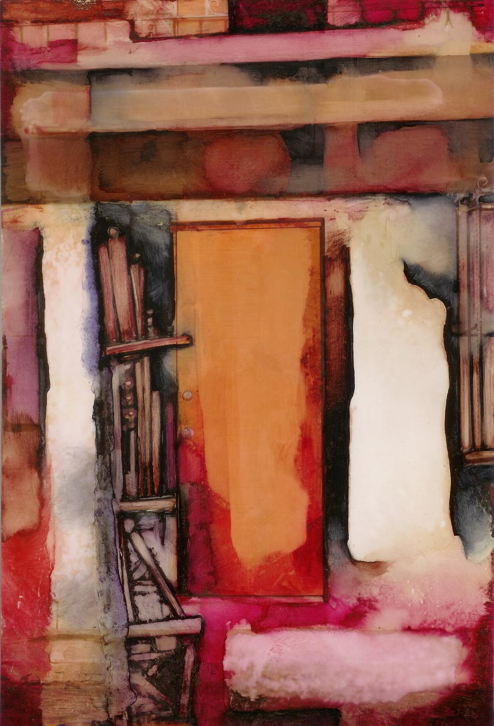 """""""Orange Door"""""""