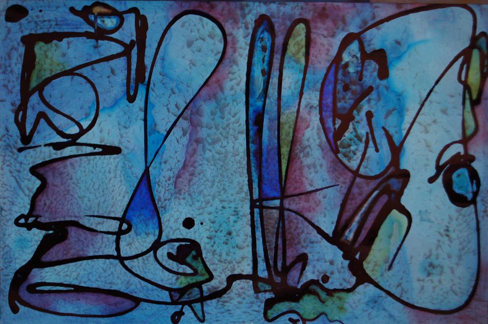 """""""Blue Paint"""""""