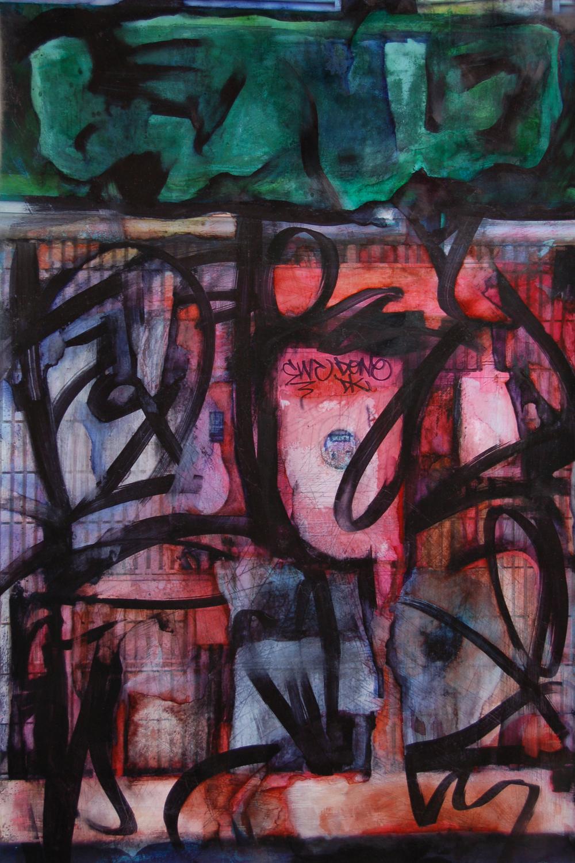 """""""Gas Station Graffiti"""""""