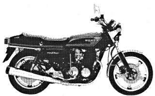 1978 CB750 F3