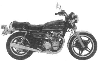 1979 CB650