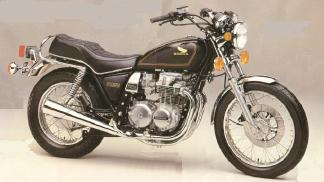 1981 CB650