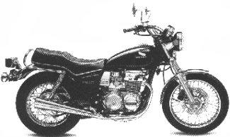 1982 CB650/CB650SC