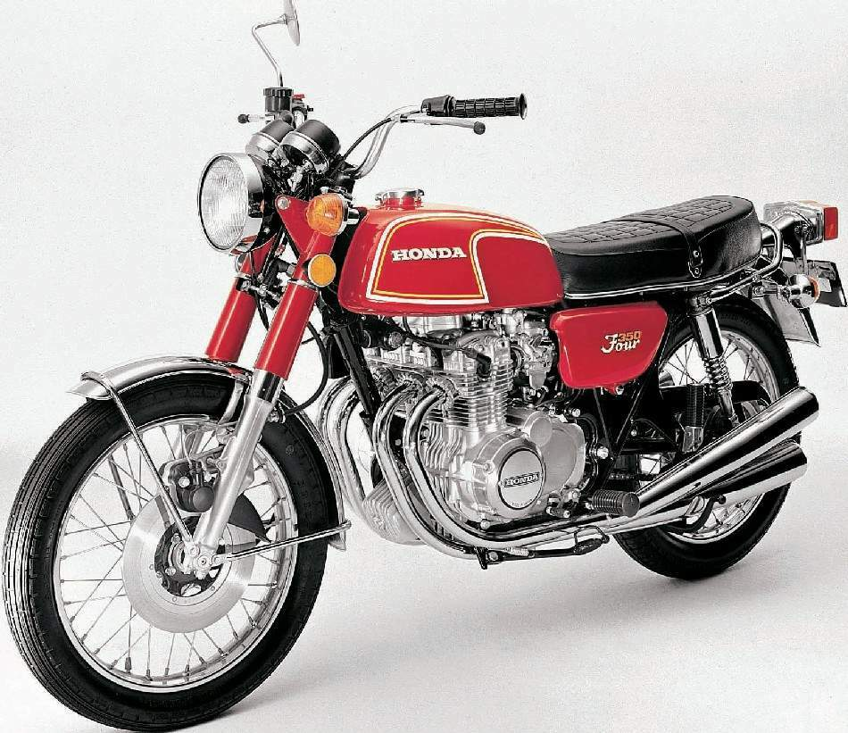 cb350 — the sohc/4 owners club