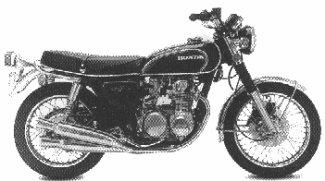 1976 CB550K2