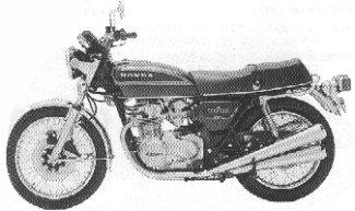 1978 CB550K4