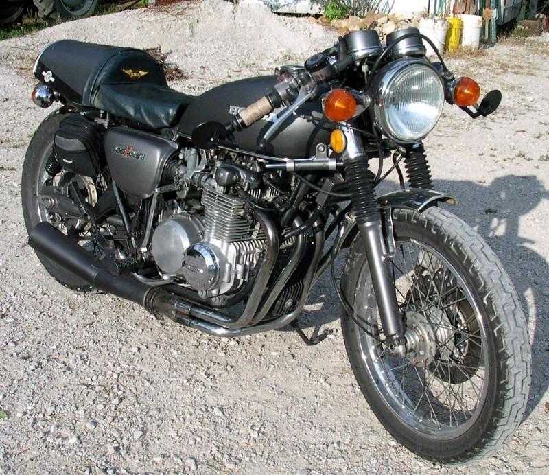 Einyodeler`s 1972 CB500 K1