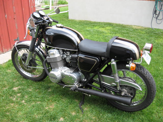 CB750K4 Owner: Don Ruetten (Donzon)