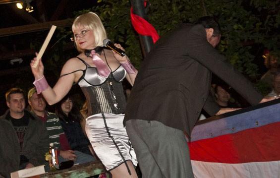 Tease, a Scandalesque Burlesque