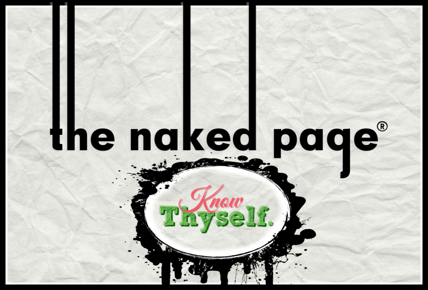 The Naked Page