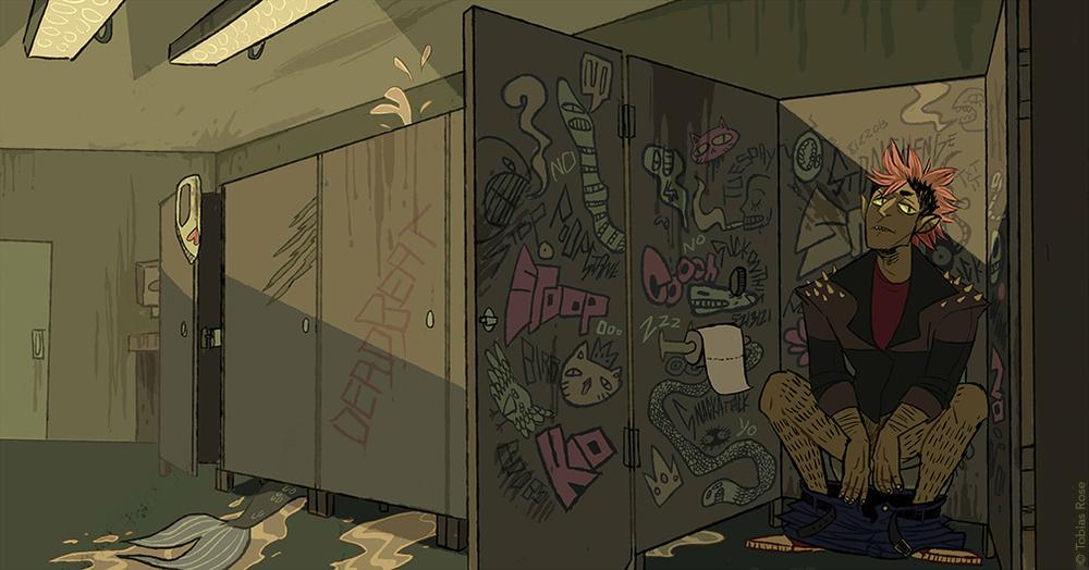 Tobias Rose / junior illustration