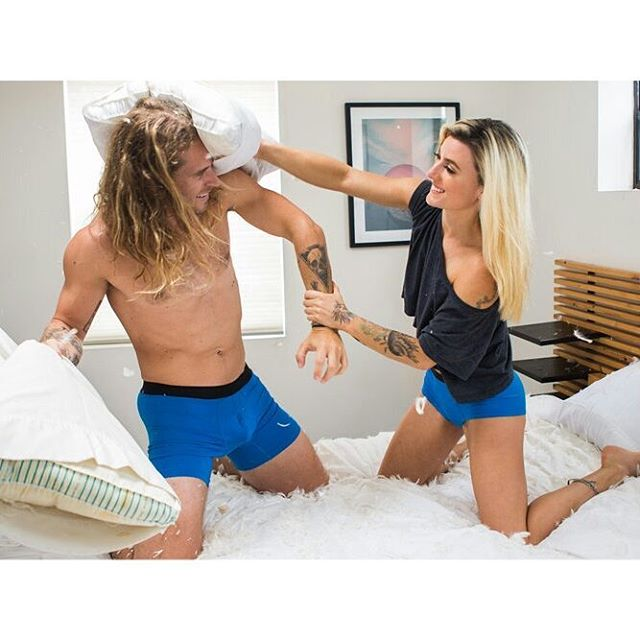 Pillow fight, anyone?