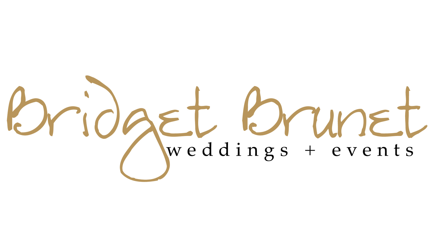 Bridget Brunet Weddings + Events