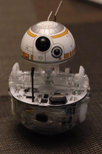 Figure 1-4: BB-8 unclothed.