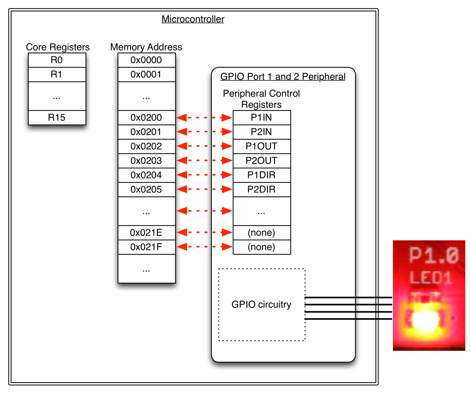 ESE101: Microcontroller Peripherals, GPIOs, and Blinking
