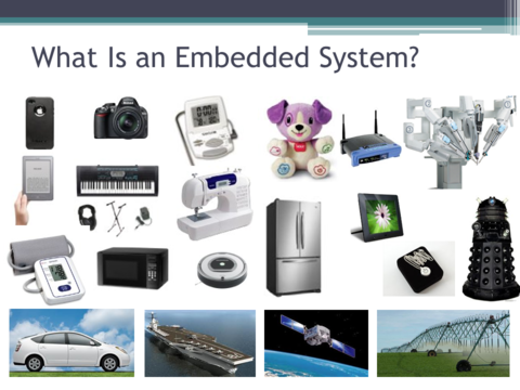 "definition of embedded system Lecture 1: cyber physical systems eecs 124, uc berkeley: 2 2001 national  research council report embedded everywhere ""information technology (it) is ."