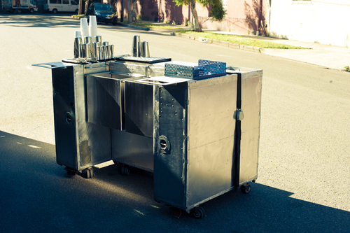 Sydney's first & best mobile trolley pop up bar — mobile bar hire ...