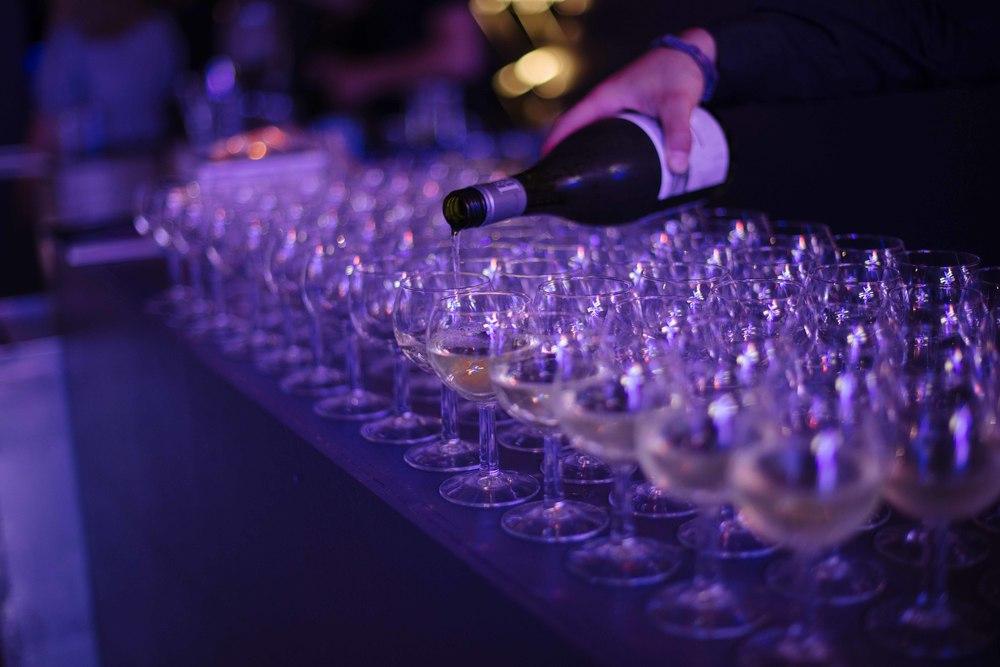 Wine Glass hire