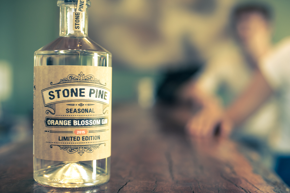 Orange Blossom Gin