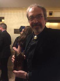Robert Payne Cabeen Bram Stoker Award Winner