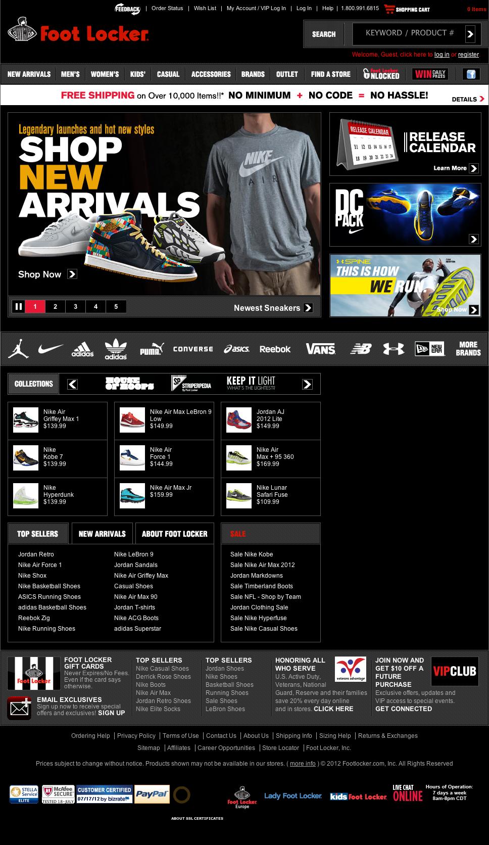 www.footlocker.com