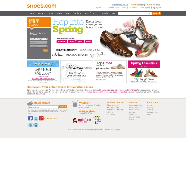 www.shoes.com