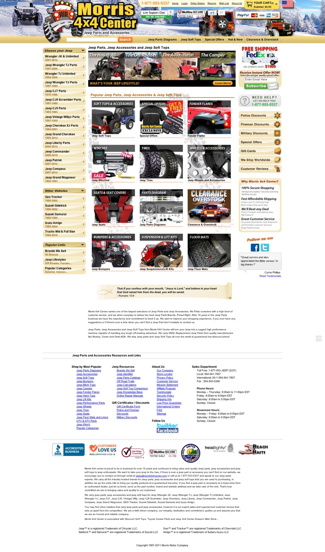 www.jeep4x4center.com